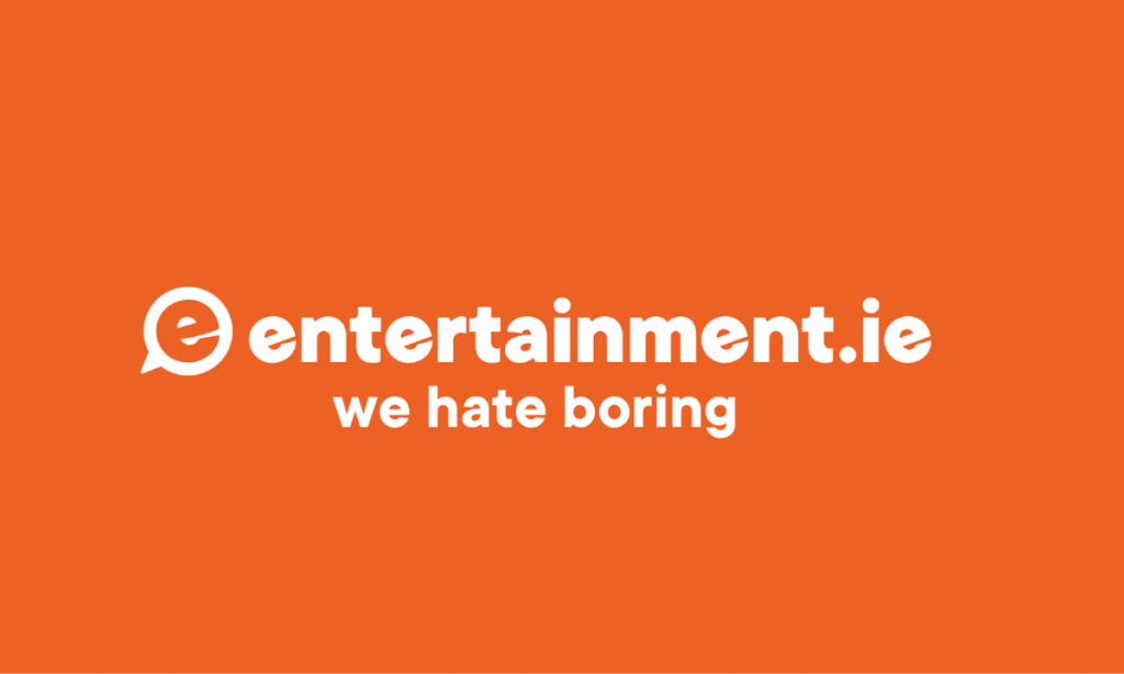entertainment.ie new TV ad